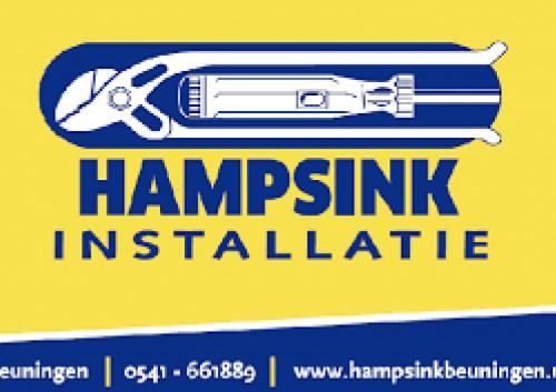 Hampsink Installatie